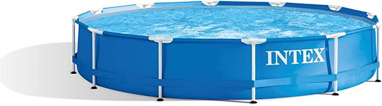 piscina elevada intex