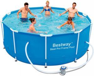 bestway piscina barata