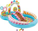 Intex 57149NP - Centro de juegos hinchable Candy Zone 295 x 191 x 130
